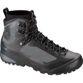 Arc'teryx Bora Mid GTX - Chaussures Homme - gris/noir